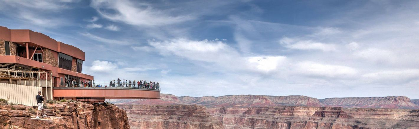 Discover the distance from Las Vegas to Grand Canyon West Rim