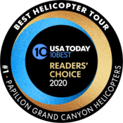Papillon Grand Canyon Helicopters #1 Best Helicopter Tour
