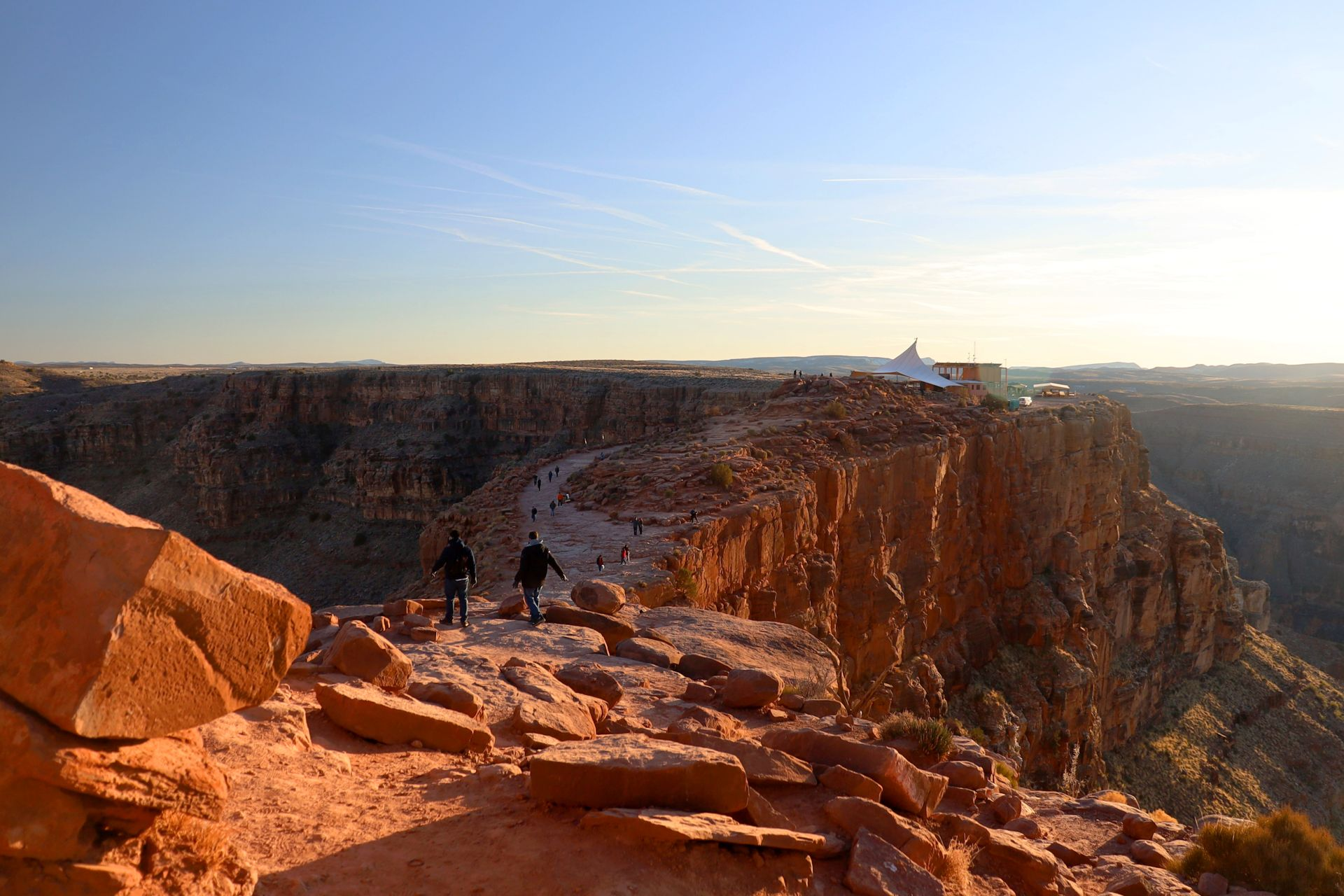Discover the West Rim of the Grand Canyon with Papillon