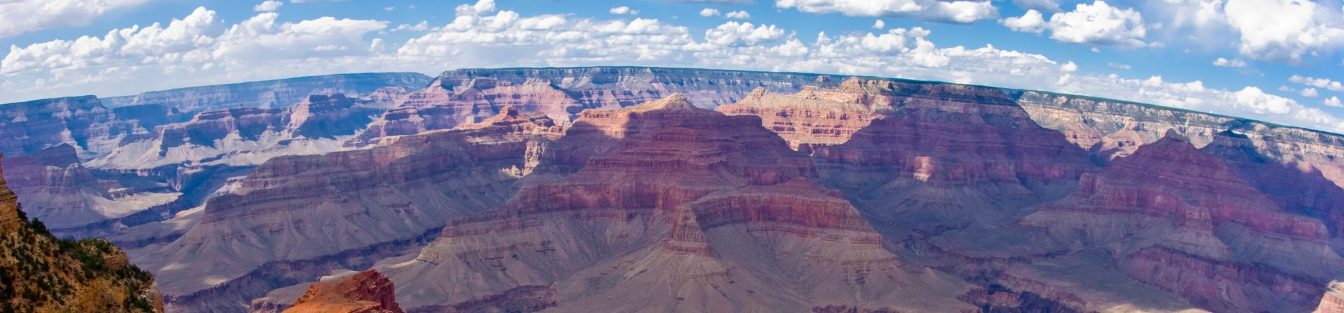 Fly from Las Vegas to Grand Canyon National Park and see the canyon laid out in front of you.