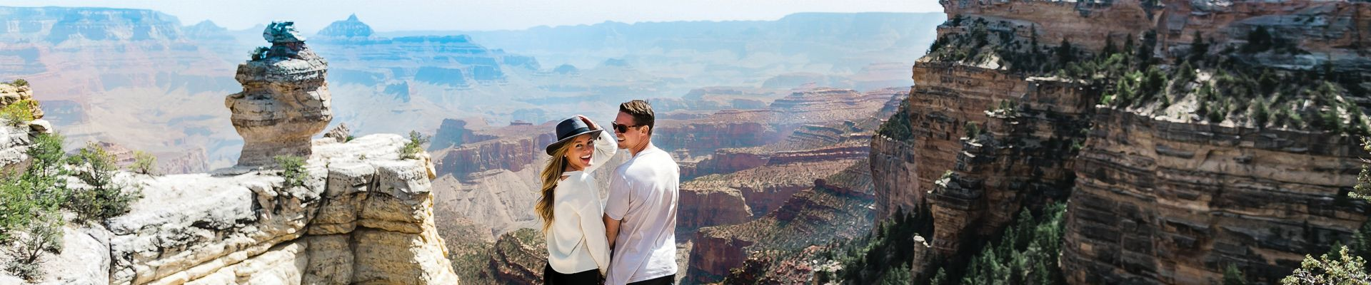Marvel at the mesmerizing American Southwest on one of Papillon's day tours in Las Vegas to the Grand Canyon and beyond.