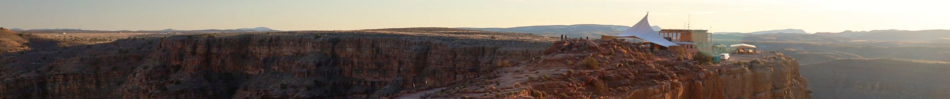 Guano Point at Sunset