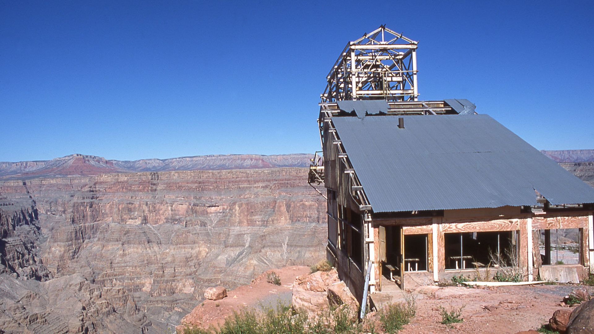 Guano Point at Grand Canyon West
