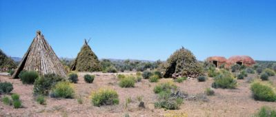 Stop at the Hualapai Village during your Grand Canyon West Rim Bus Tour with Papillon