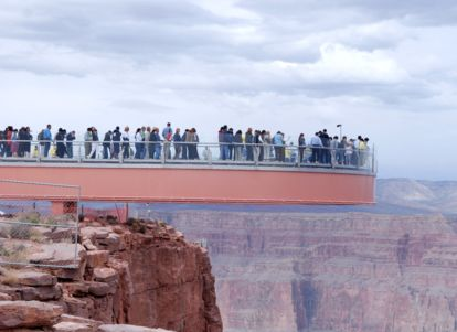 Grand Canyon Skywalk Bus Tour From Las Vegas
