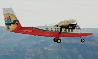 RS14107_GCSA_Stills-EditV2-twin-otter-close-up-flying-over-grand-canyon-south-rim