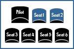 aStar Seating Chart