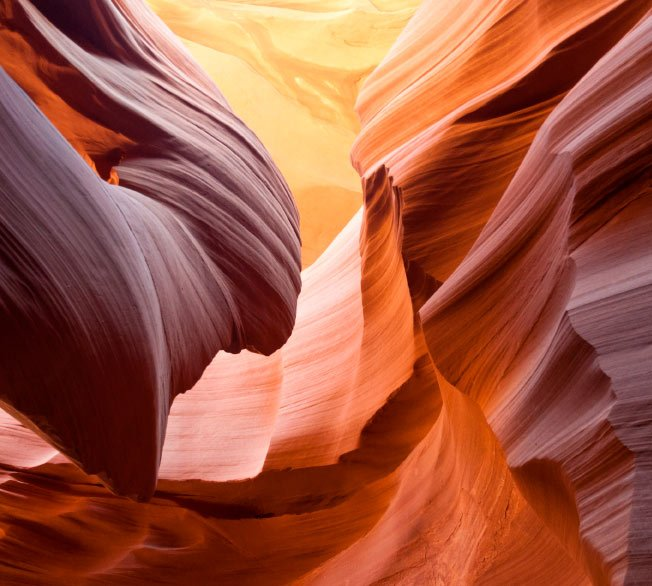 Recreate famous photographs on an Antelope Canyon tour.