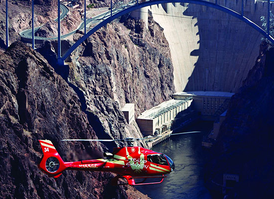 Hoover Dam Tours >> Hoover Dam Deluxe Bus And Helicopter Tour