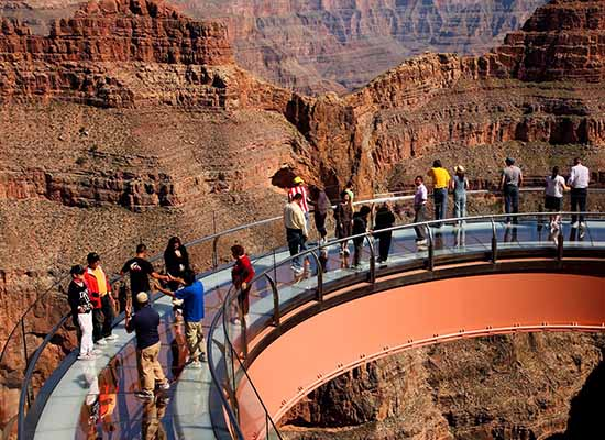 Platinum West Rim With Skywalk