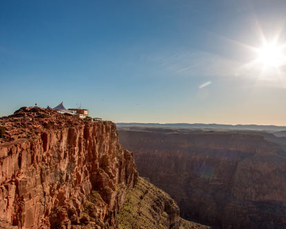 West Rim Viewpoints