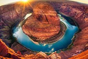 Book Tours from Page, Az / Antelope Canyon / Horseshoe Bend