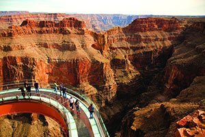 Book tours from Grand Canyon West
