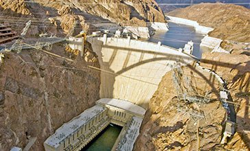 Highlights Air and Hoover Dam Bus Tour