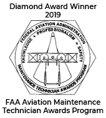 FAA 5 Star Diamond Award for Safety