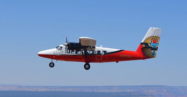 2 for 1 Grand Canyon Airplane Tour'
