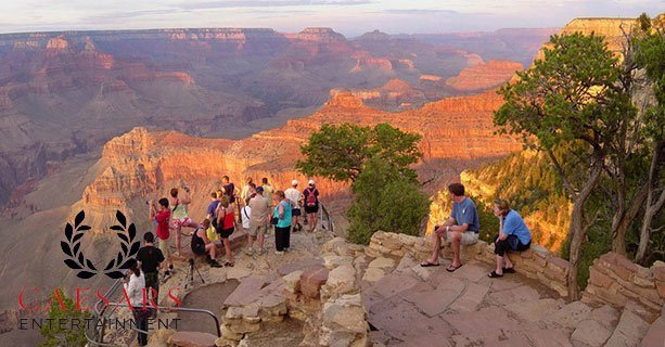 2 for 1 Grand Canyon South Rim Bus Tour