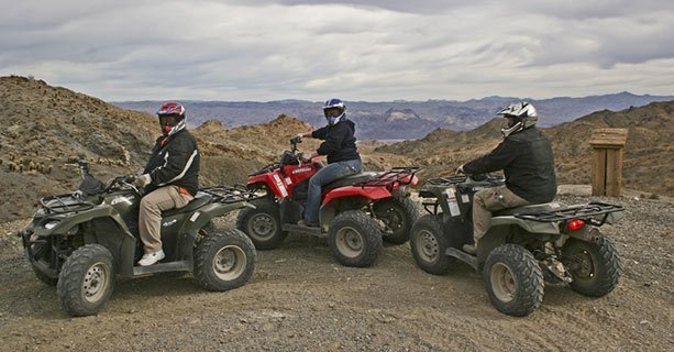 Grand Canyon ATV activity that the guests are able to enjoy