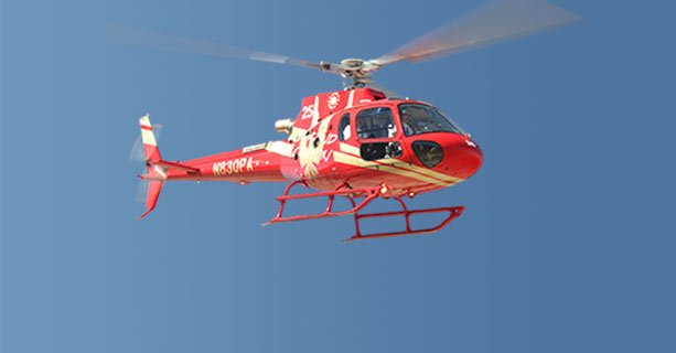 Grand Canyon Helicopter Air Tour, Buy 1 get 1 at 50% off!