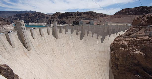 Image of the Hoover Dam