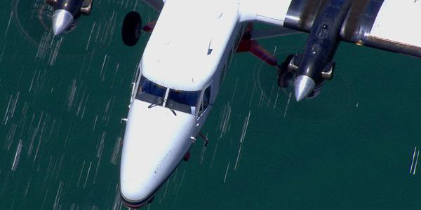 Flight departing our South Rim terminal